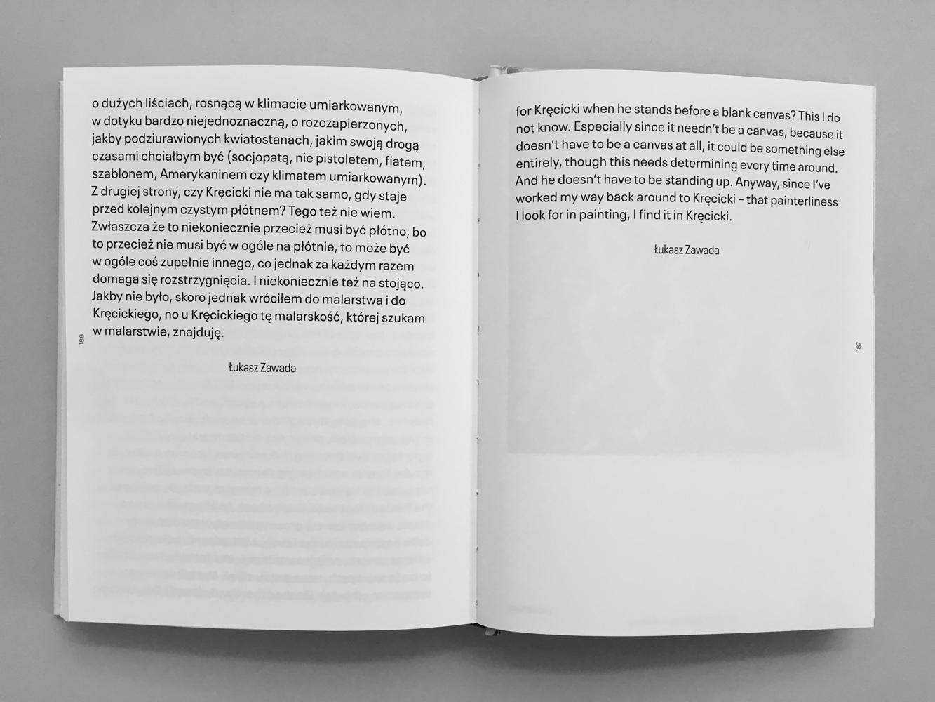 Łukasz Zawada – Gdy Tomek Kręcicki zaproponował mi napisanie krótkiego tekstu – 5
