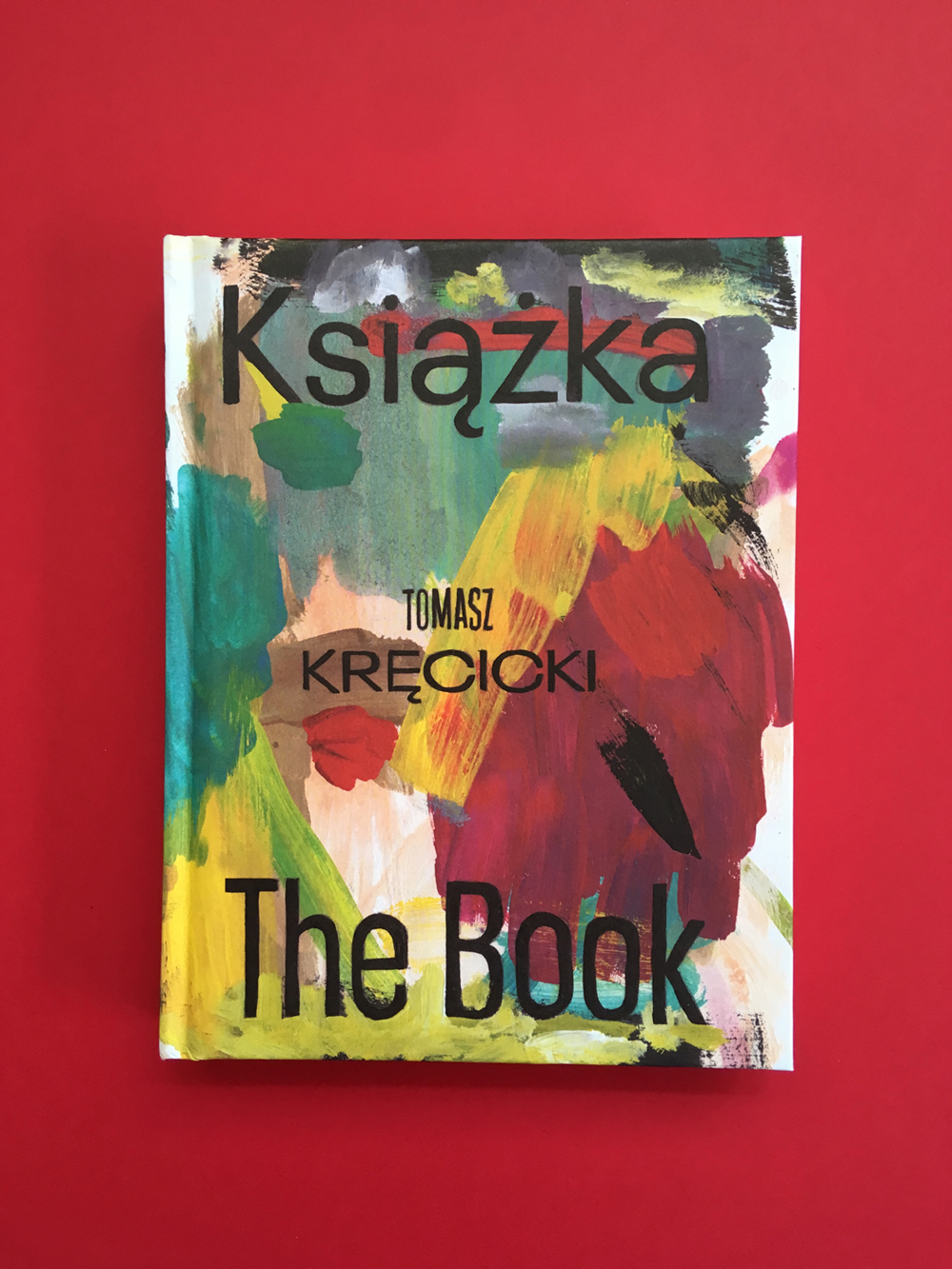 Ksiazka – The Book — Tomasz Krecicki