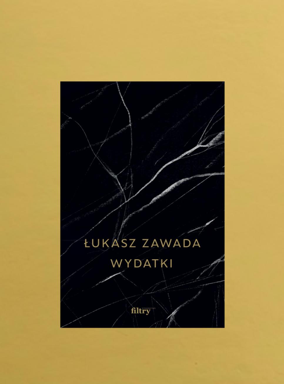 Wydatki Lukasz Zawada okladka tlo